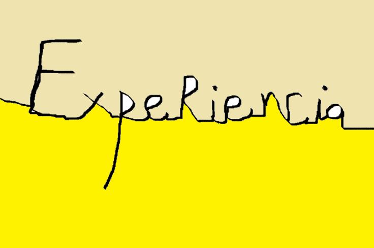 experiemncia